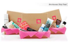 Ladies if you have $10 to spare a month and like NEW stuff...Try this out..Birch Box, I get my first box this March!!!