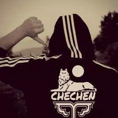 Am chechen !