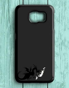Black Dragon From Maleficent Samsung Galaxy S7 Case
