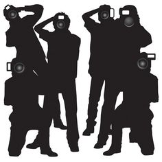 Paparazzi Props (2/pkg) - PartyCheap