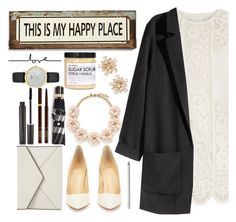 """""""Happy B-day @emma-directioner-r5er"""" by thebluek-poper ❤ liked on Polyvore featuring Valentino, H&M, Burberry, Poncho & Goldstein, Rebecca Minkoff, Fig+Yarrow, Christian Louboutin, Kate Spade, J.Crew and Tom Ford"""