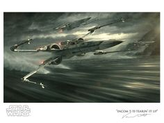 Star Wars - The Force Awakens lithograph at Amazon's Entertainment Collectibles Store
