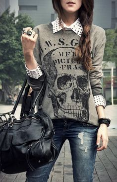 Skull Shirt                                                                                                                                                                                 More