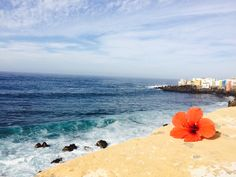 Tenerife on the book of my world