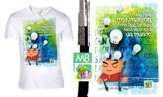 Camiseta M8