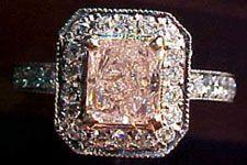 pink diamonds. sweet baby jane, I love it!