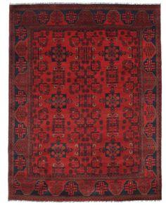 Afghan Khal Mohammadi rug 4′10″x6′4″