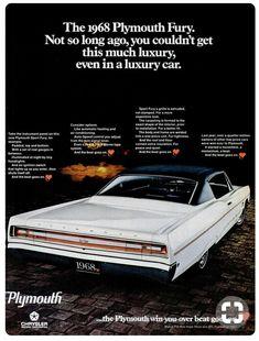 1972 Plymouth Fury Gran I II III 22-page Original Car Dealer Sales Brochure