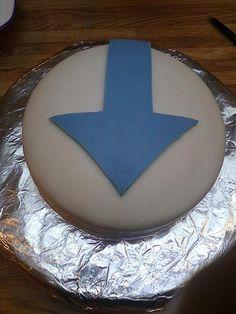 Avatar: The Legend of Korra cake