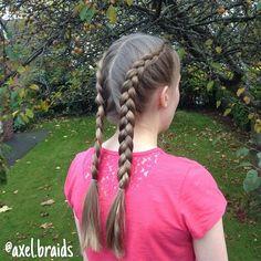 Simple Dutch braids. 🍂. #braid #braids #cute #pretty #hair #hairstyle #hairstyles #hairgoals #hairposts #cghphotofeature #cutegirlshairstyles #featuremejehat  #ab_feature  #braidsforlittlegirls #braidsforgirls #sweetheartshairdesign #instibraid  #hotbraidsmara #inspirationalbraids #beyondtheponytail #braidgoals  #lrbfeatureme #lalasundaypost  #mb5sat #tangledandtrue #hairsaffairs #dutchbraid #boxerbraids #dutchbraids #pigtails