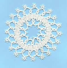 Jane Moody's Bruges Crochet & Tatting Patterns