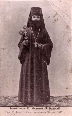 Părintele Inochentie de la Balta- Moldovenii uitati din stânga Nistrului