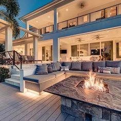 O Tenzing - Apartamento Luxury Homes em Westminster Dream Home Design, Modern House Design, My Dream Home, Luxury Modern House, Deck Design, Future House, Dream Mansion, Luxury Homes Dream Houses, Dream Homes