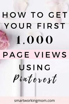 Pinterest is a powerful component of a diverse marketing strategy for beauty bloggers. Want to learn how to reach 100,000 monthly page views using Pinterest? Check out this article for a proven strategy on how to increase pin engagement and drive blog traffic immediately. Social Media Site, Social Media Marketing, Marketing Strategies, Top Blogs, Best Blogs, How To Start A Blog, How To Get, Sales Tips, To Reach