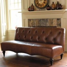 The Philosophy of Interior Design: The Leather Couch Craze, Part 2