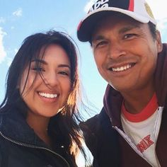 And he just shot a film called Juliana & The Medicine Fish with this beauty… | 14 Of Canada's Hottest Indigenous Celebrities