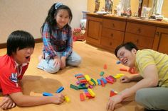 Bicara Shaznur: Bermain - bukan hanya untuk anak kecil!