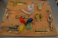 latch board ideas