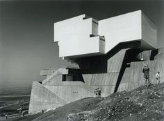 Images from the exhibition: The Object of Zionism, at the SAM (Swiss Architecture Museum, Basel, 2011). Curators: Zvi Efrat and Hubertus Ada...