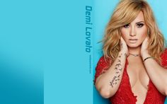 Celeb Demi Lovato Hot Wallpapers