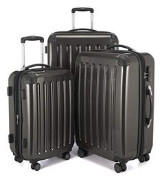 152abde51d3502 HAUPTSTADTKOFFER Luggages Sets Glossy Suitcase Sets Hardside Spinner Trolley  Expandable(20