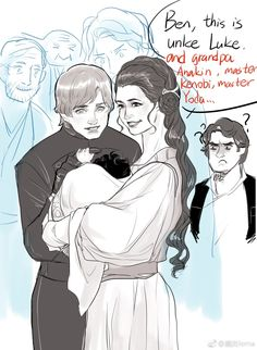 Tired of all this — lornamoose: baby ben with his family