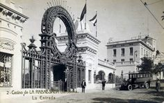 CASINO DE LA RABASSADA, BARCELONA, ANY 1911