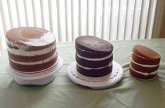 How to do Topsy Turvy Cakes. Don't know if I need the help on this one. Lol