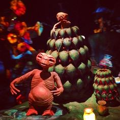 Universal Studios Florida E.T. Adventure