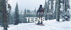 This is the final instalment of our 2016 Healthy Christmas Gift Guide. Tackling the teens. We love each and every one of these here and think that any teenager