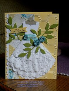 Wedding Celebration by AEstamps2 - Cards and Paper Crafts at Splitcoaststampers