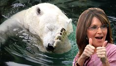 According to Sarah Palin�s Logic, These Animals Need to �Take One for the Team� and Die Already