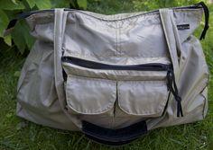 Cabas Style Reporter Imperméable et Multipoches : Autres sacs par la-sylve
