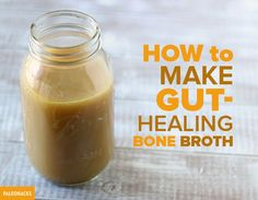 Learn how to make our gut-healing bone broth recipe - the only one you will ever need. Bone broth is filled with minerals to keep your gut healthy. The recipe Judy uses. Paleo Recipes, Soup Recipes, Cooking Recipes, Ketogenic Recipes, Ketogenic Diet, Jessy James, Beef Bone Broth, Bone Soup, Beef Bones