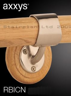 The Axxys wall handrail in a box set is a great choice for a new stair banister handrail it is available with Chrome or Nickel finished fittings and the timbers available are Pine Oak and Beech Oak Handrail, Stair Banister, Handrail Brackets, Banisters, Stairs, Landing, Chrome, Wall, Verandas