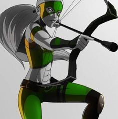 Young Justice / Artemis / AnArtistCalledRed on deviantART / Nice art style, but I don't get why her six-pack is so defined. What Day Is Today, Artemis Crock, Dc Comics Girls, Hq Dc, Hawkgirl, Young Avengers, Young Justice, Teen Titans, Justice League