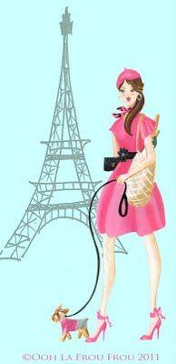 ooh la frou frou: Ooh La Frou Frou Girl Aimee ~ Close Up! Fashion Sketches, Art Sketches, Pin Up Illustration, Art Illustrations, Fashion Illustrations, I Love Paris, Frou Frou, Fashion Art, Paris Fashion