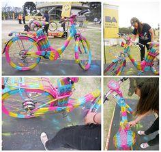 Festival de la Bici en el Planetario x Luna Portnoi, via Flickr.
