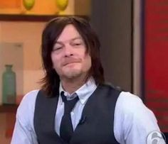 Gnight and sweet #Reedus dreams y'all #TWDFamily