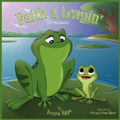 Faith a Leapin': The Beginning (Multilingual Edition) by Donna Raye