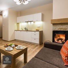 Apartament Wiosenny - zapraszamy! #poland #polska #malopolska #zakopane #resort #apartamenty #apartamentos #noclegi #livingroom #salon #kitchenette