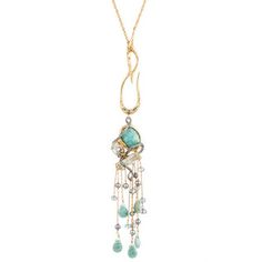 Alexis Bittar Moonlight Lariat Pendant Necklace