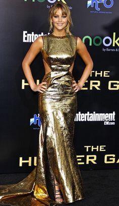 People's Choice Awards Nominees 2013: Revealed! Jennifer Lawrence