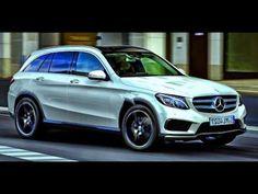 2016 New Mercedes Classe GLC - YouTube