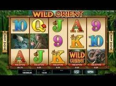 Wild Orient is a new online slot by Microgaming. Wild Orient is a 5 reel, 243 playline video slot game.