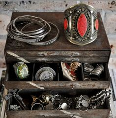 NYC Boho Boy...Now thats a boho jewelry collection