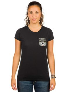 The A.Lab Girls PoCAT T-Shirt - meow!  cat  catstyle c6af59deac3