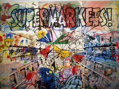 Sigmar Polke - Supermarkets