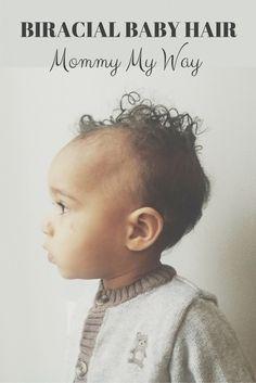 Biracial Baby Hair – Perfecting & protecting the mixed kid's curls - Kids Hair - Haar Pflege Biracial Hair Care, Biracial Babies, Mixed Kids Hairstyles, Baby Boy Hairstyles, Children Hairstyles, Mixed Baby Boy, Mixed Babies, Mixed Hair Care, Boys With Curly Hair