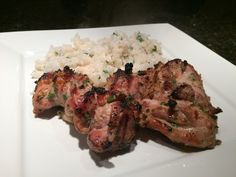 Thai Chicken Thighs with Coconut Rice